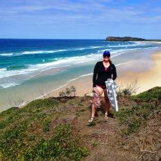 Fraser Island Year 11 camp